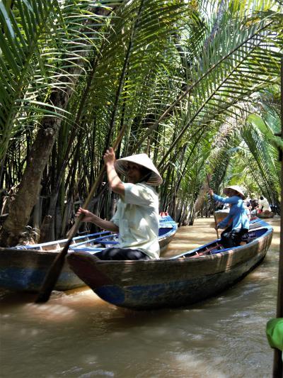 ベトナム周遊個人旅行 5 ホーチミン、メコンデルタ、帰国