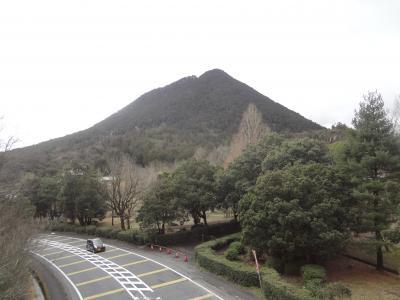 近江富士登山+近江富士花緑公園、名鉄ハイキング