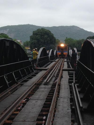 Kanchanaburi旅行