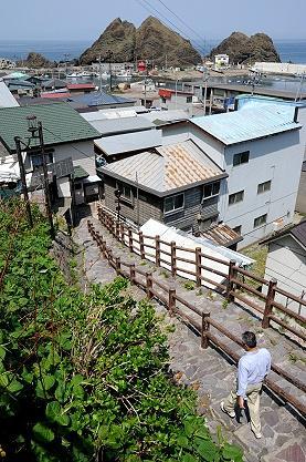 ★青森県 −(3、完)階段国道339号線や青函トンネル記念館+体験坑道へ行ってみた