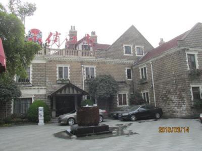 上海共同租界の延安中路・5次歴史建築