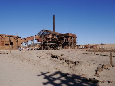 チリ旅行ー7:イケキ(避寒地、世界遺産の街)