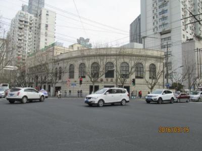 上海共同租界の北京西路・5次歴史建築