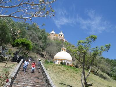どうなることか不安一杯中南米の旅 3か月間 (ウユニ~リマ~メキシコシティ~プエブラ)