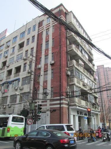 上海共同租界の石門一路・5次歴史建築