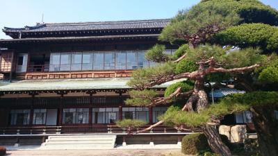 山口☆毛利氏庭園 と湯田温泉と錦帯橋