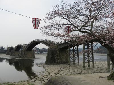 錦帯橋ー唯一無二の木造の橋