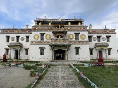 エルデネ・ゾー寺院 (ラプラン寺)