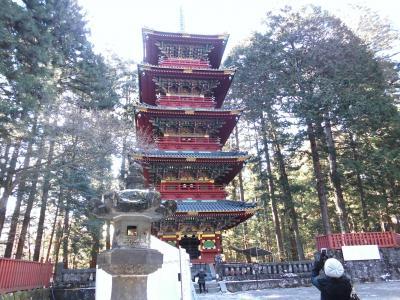 雪の日光・会津若松を巡るバスツアー(日光)