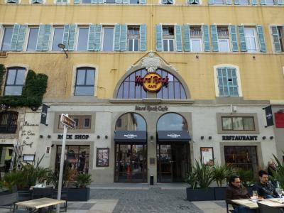 ハードロックカフェ マルセイユ店