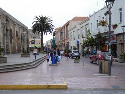 チリ旅行ー9:ラ・セレナ(海水浴の街)