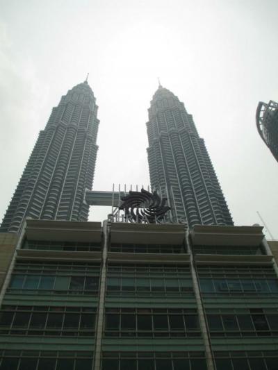 初 マレーシアの旅
