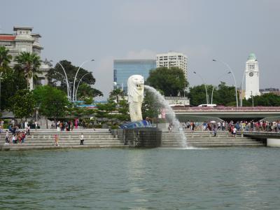 超ハード 7days in Singapore ~(´∇)ノ~ ①17年ぶりのシンガポール