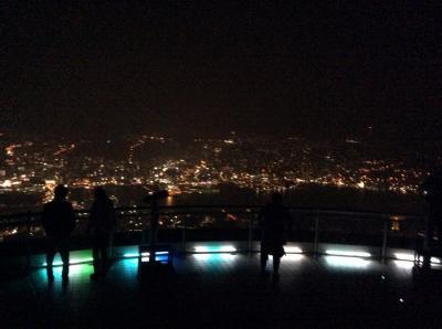 新世界三大夜景 長崎を訪ねて
