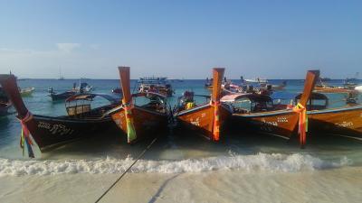 2ヶ月アジア放浪☆6日目はタイのリペ島からランカウイマレーシアへ