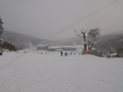 15-16シーズン初滑りはキロロ