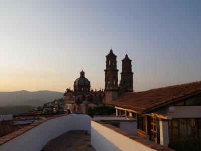 どうなる事か不安いっぱい中南米の旅3か月間 (プエブラ~クエルナバカ~タスコ)