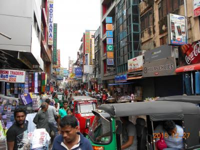 2015年東南アジアとスリランカを巡る旅~コロンボ編~