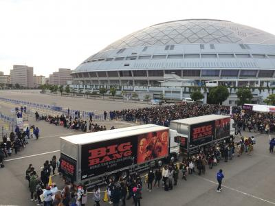 MADE IN NAGOYA BIGBANG コンサート