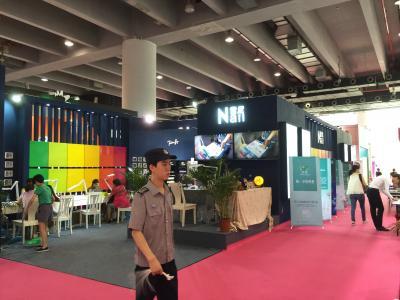 廣州美博會に行きました