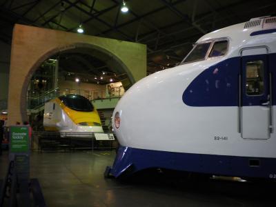 ヨーク鉄道博物館に行くイギリスの旅 その4