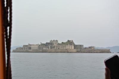 世界遺産軍艦島と伊王島でサイクリング<DAY①>
