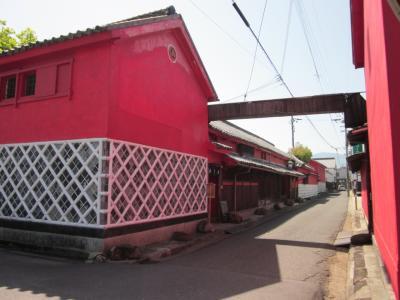 讃州・引田 紅壁土蔵と風待ち港の町 ぶらぶら歩き暇つぶしの旅-1