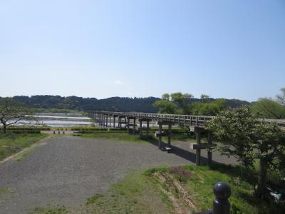 大好きなものを欲張っちゃう♪静岡・山梨3泊4日☆その1☆蓬莱橋・大井神社~朝ドラを見てないけど、蓬莱橋には行っちゃったのだヽ(^o^)丿