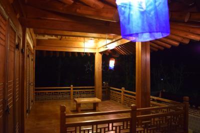 霊岩の名物を食べ、素敵な韓屋ホテルに泊りました