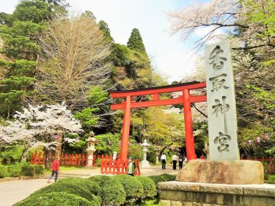 悠久の歴史を感じる関東随一のパワースポット_香取神宮