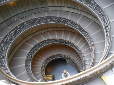 カタール航空Cクラスで行くイタリア周遊個人旅行 4 バチカン他