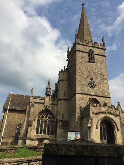 イギリス:UK2014-Wiltshire(ウィルトシャー州)~ドイツでの結婚式からハネムーンイギリスへ⑫ レイコック(Lacock)~