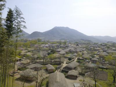 2016春 春の韓国二大祭り ②スンチョン(順天)民族村からモッポ(木浦)儒達山編