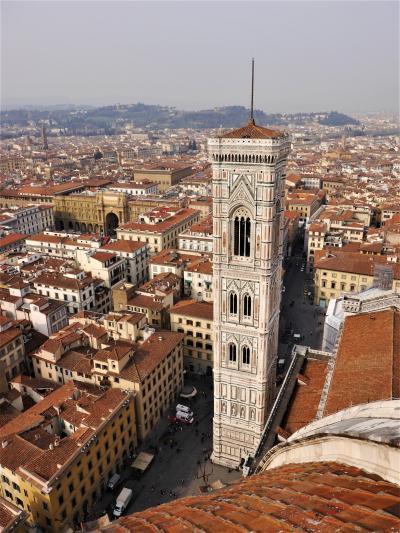 カタール航空Cクラスで行くイタリア周遊個人旅行 5  フィレンツェ