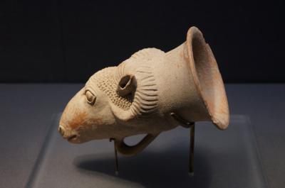東京国立博物館(東洋館②)~西アジア・エジプトの美術他
