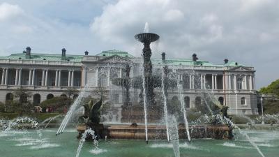 内閣府HPに応募して当選!「迎賓館赤坂離宮」の本館・主庭を観賞して来ました!