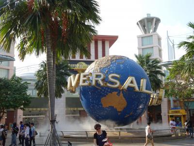 超ハード 7days in Singapore ~(´∇)ノ~ ③炎天下のUniversal Studios Singapore