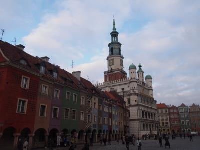 ポーランド王国最初の首都、ポズナニ