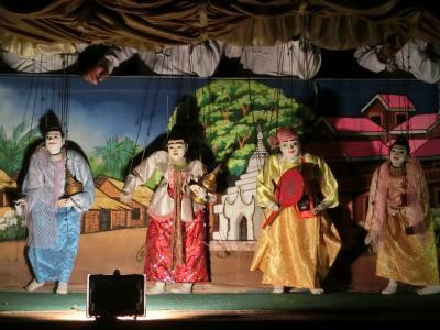 伝統操り人形劇 (バガン)
