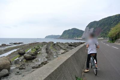 世界遺産軍艦島と伊王島でサイクリング<DAY②>