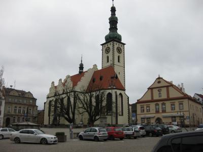 2016年 チェコ・ハンガリーの旅 ⑥ターボル