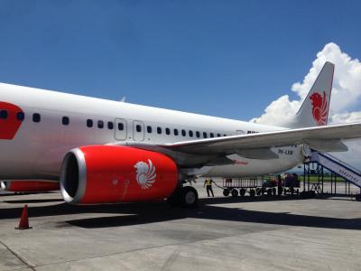 ロンボク国際空港をぶらぶら