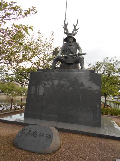 伊勢桑名 徳川四天王本多忠勝が揖斐川河口に近世城郭として築いた桑名城訪問