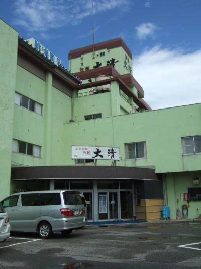 新潟のお友達のところへ遊びに行きました。4日目瀬波編(2016年春)