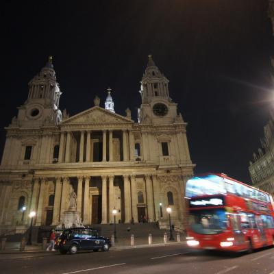 【8】憧れのロンドンは滞在21時間☆イギリス:ロンドン2日間:(ヨーロッパ周遊6ヵ国)