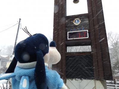 グーちゃん、GWに極寒の道東へ行く!(川湯観光ホテルさんの最上の極楽温泉!編)