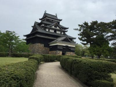 山陰から山陽への旅 島根(松江城・出雲大社・石見・津和野)NO1