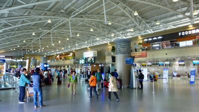 JALのディスカウントマイルで行く、釜山2泊+東京1泊の旅【帰国時の釜山〔金海〕国際空港利用編】