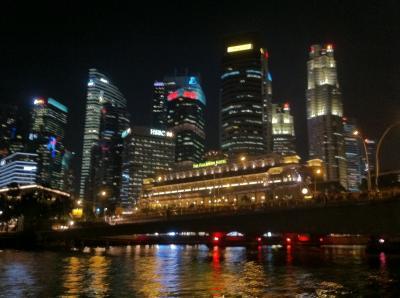 バリ~シンガポール旅行記  その3