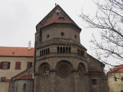 チェコの世界遺産⑧、キリスト教とユダヤ教が共存した街、トゥシェビーチ